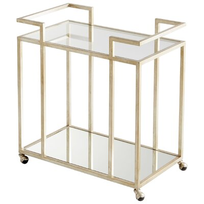 Cyan Design Revival Serving Cart