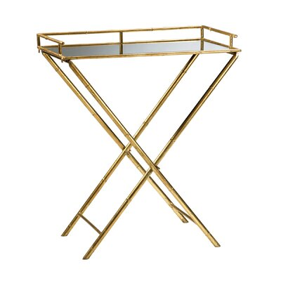 Cyan Design Bamboo Tray End Table