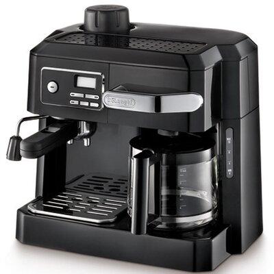 Amps Of Coffee Maker : DeLonghi Combination Coffee & Espresso Maker & Reviews Wayfair