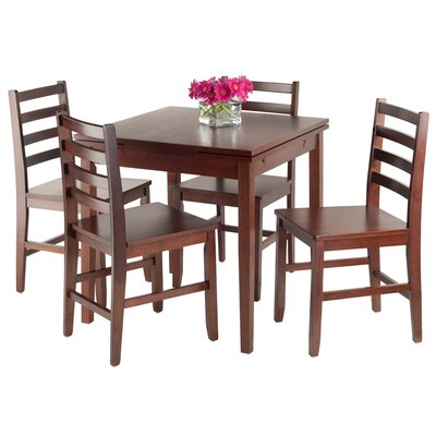 Luxury Home Pulman 5 Piece Dining Set