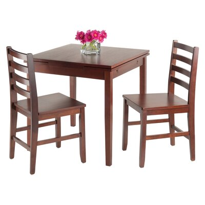 Luxury Home Pulman 3 Piece Dining Set