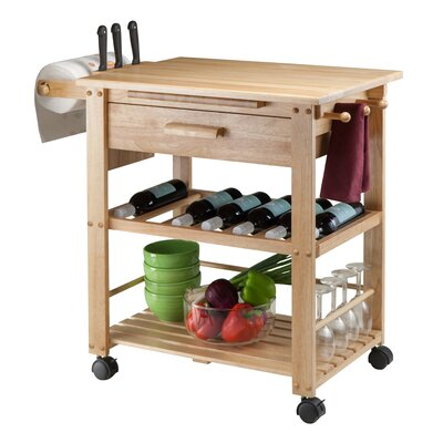 Luxury Home Finland Kitchen Cart