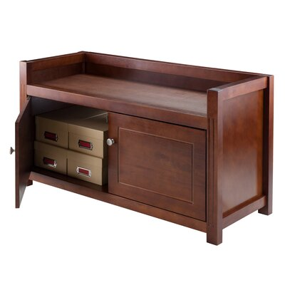 Luxury Home Regalia Storage Bench