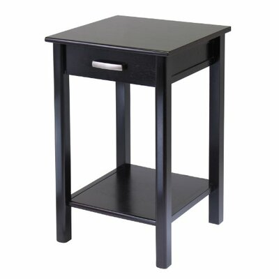 Luxury Home Liso End Table