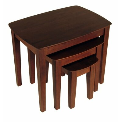 Luxury Home 3 Piece Nesting Tables