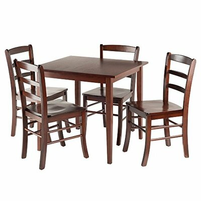 Luxury Home Groveland 5 Piece Dining Set