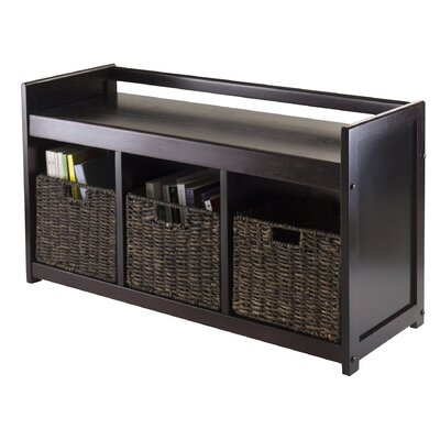 Luxury Home Addison Storage Bench