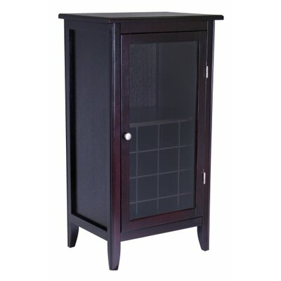 Luxury Home Ryan 16 Bottle Floor Wine Cabinet