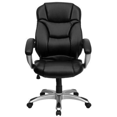 Flash Furniture High-Back Leather Executi..