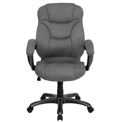 Flash Furniture High-Back Microfiber Upholstered Executive Chair
