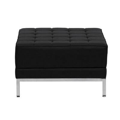 Flash Furniture Hercules Imagination Series Leather Ottoman