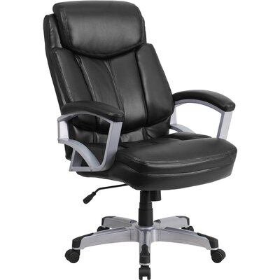 Flash Furniture Hercules Series High Back Leather Executive Chair
