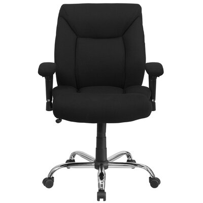 Flash Furniture Hercules Series Mid-Back Con..
