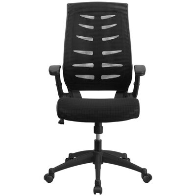Flash Furniture High Back Mesh Conference Chair with Arms
