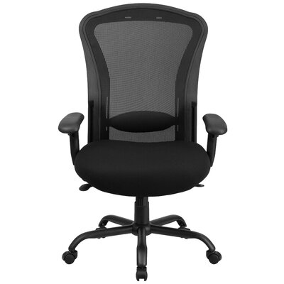 Flash Furniture Hercules Series High Back Mesh Swivel Chair with Synchro-Tilt