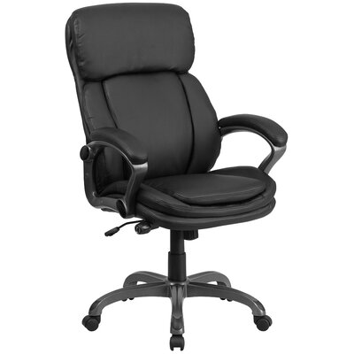 Flash Furniture High Back Leather Executi..