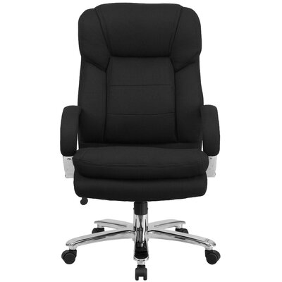 Flash Furniture Hercules Series Swivel Chair with Loop Arms