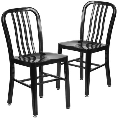 Flash Furniture Side Chair (Set of 2)