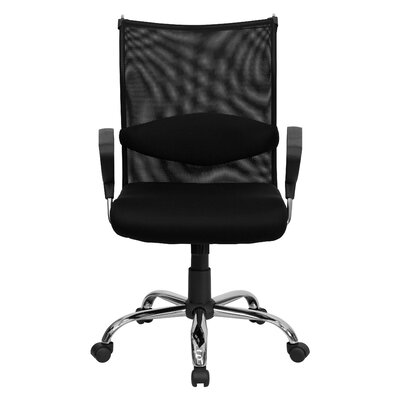Flash Furniture Mid-Back Mesh Conference&..