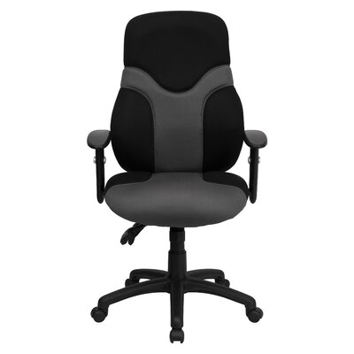 Flash Furniture Ergonomic High-Back Me..