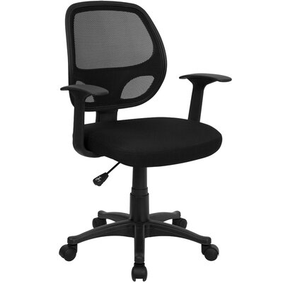 Flash Furniture Low-Back M..