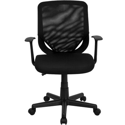 Flash Furniture Mid-Back Conference Ch..