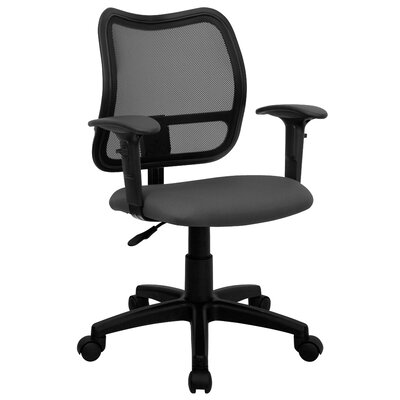 Flash Furniture Mid-Back Mesh Task Chair ..