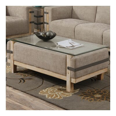 Loon Peak Crane Coffee Table