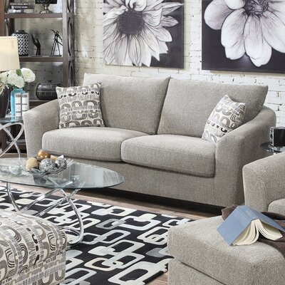 Latitude Run Collinsville 3 Piece Sofa & Pillow Set