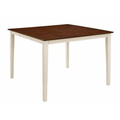 Darby Home Co Back Bay Extendable Dining Table