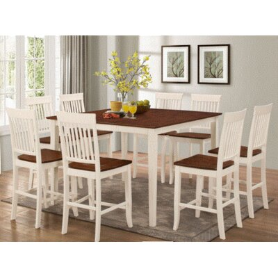 Darby Home Co Gauthier 9 Piece Dining Set