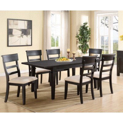 August Grove Eloise 7 Piece Dining Set