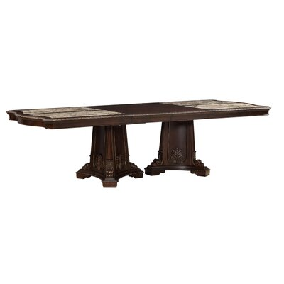 Astoria Grand Ballester Extendable Dining Table