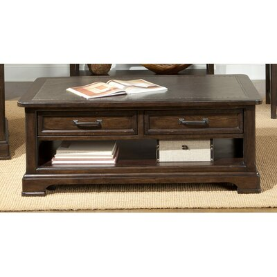 Alcott Hill Wilmington Coffee Table