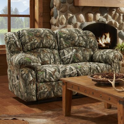 Chelsea Home Furniture Bear Reclining Next Camo Loveseat