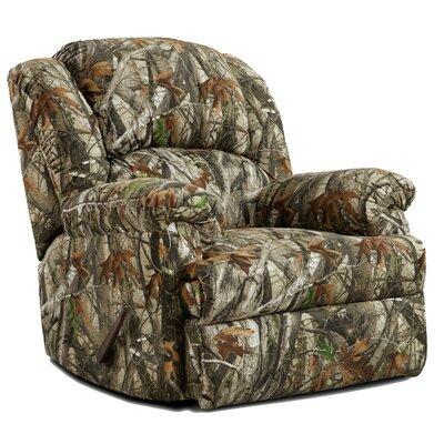 Chelsea Home Furniture Bear Rocker Next Camo Recliner