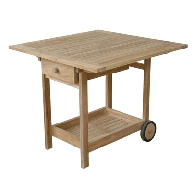 Anderson Teak Danica Serving Cart