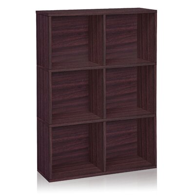 Way Basics Tribeca Eco 6-Cubby and Sto..