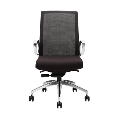 Symple Stuff Mesh Office Chair with Arms