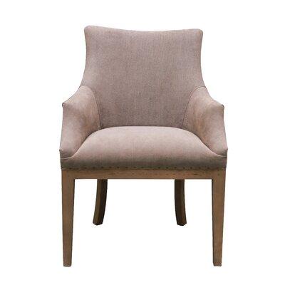 One Allium Way Salette Club Arm Chair