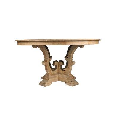 One Allium Way Hadrien Round Dining Table