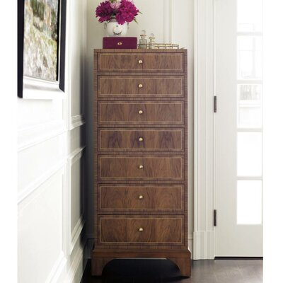Stanley Furniture Charleston Regency 7 Drawer Li..
