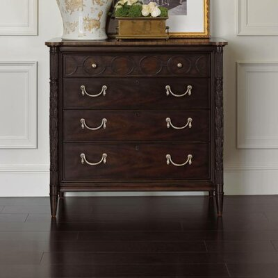 Stanley Furniture Charleston Regency 4 Drawers  Chest