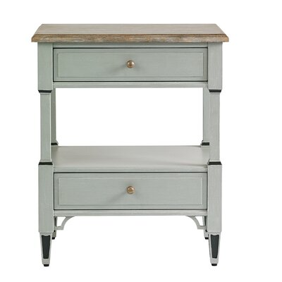 Stanley Furniture Preserve 2 Drawer Nightstand