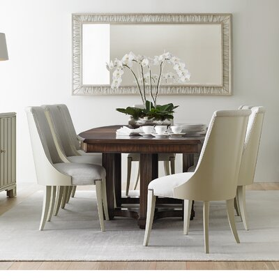 Stanley Furniture Crestaire 9 Pieces Dining ..