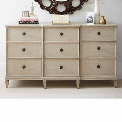 Stanley Furniture Lucio 9 Drawer Dresser