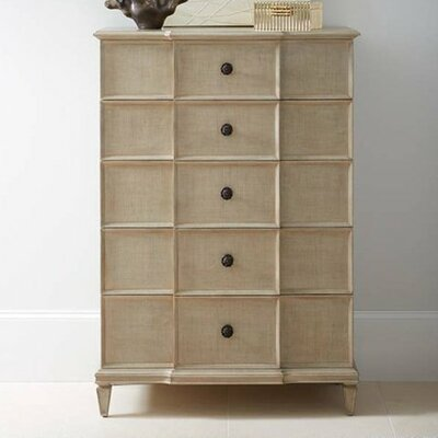 Stanley Furniture Lucio 5 Drawer Lingerie Chest