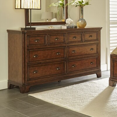 Stanley Furniture Tilden 8 Drawer Dresser