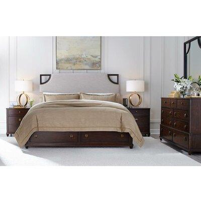Stanley Furniture Virage Upholstered Panel Bedroom Set