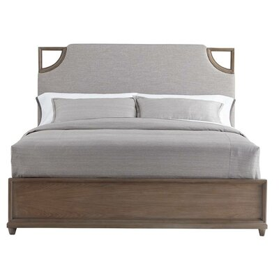 Stanley Furniture Virage Upholstered Panel Bed